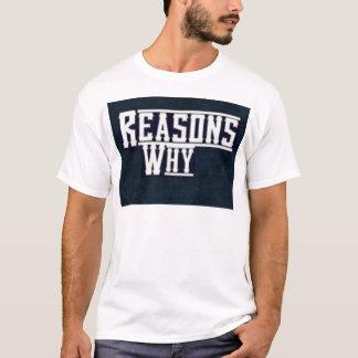 理由なぜ Tシャツ