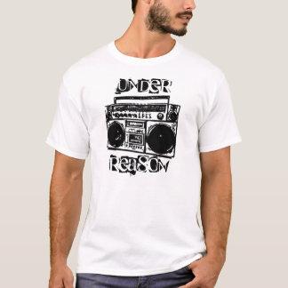 理由のBoomboxのティーの下 Tシャツ