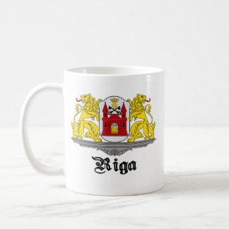 理賀ラトビアのコーヒー・マグ コーヒーマグカップ