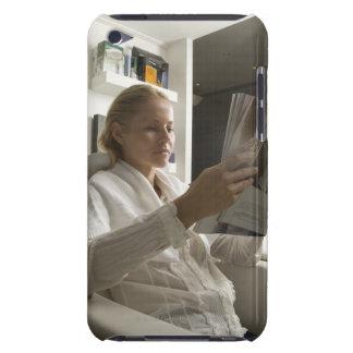 理髪のサロンの女性 Case-Mate iPod TOUCH ケース