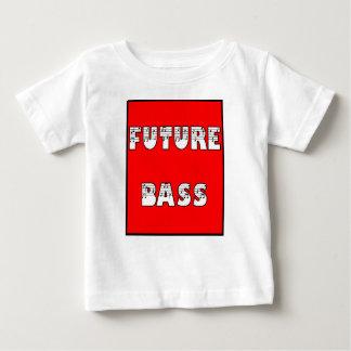 理髪店の子供-未来の低音 ベビーTシャツ