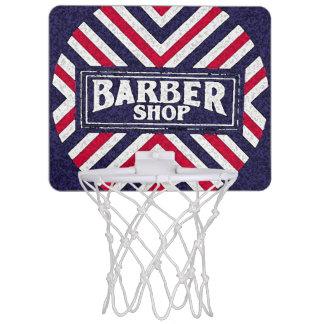 理髪店 ミニバスケットボールゴール