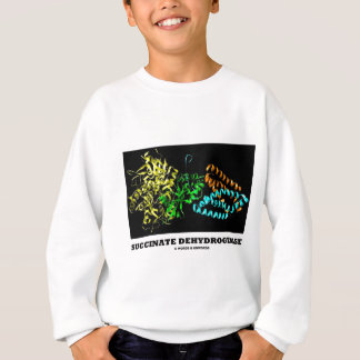琥珀酸塩のデヒドロゲナーゼ(化学) スウェットシャツ