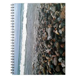 瑪瑙のビーチ1 ノートブック