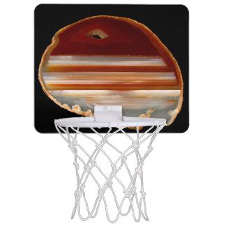 瑪瑙の切れの背板の小型バスケットボールHoop2 ミニバスケットボールネット