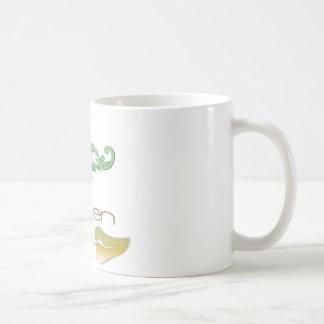 環境にやさしいことをしようのマグ コーヒーマグカップ