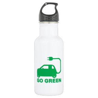 環境にやさしいことをしようの~ドライブ電気自動車 ウォーターボトル