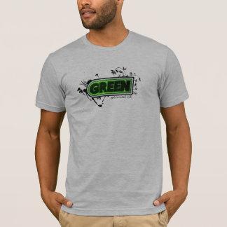 環境にやさしいことをしようのTシャツ Tシャツ