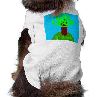 環境にやさしいことをしよう ペット服