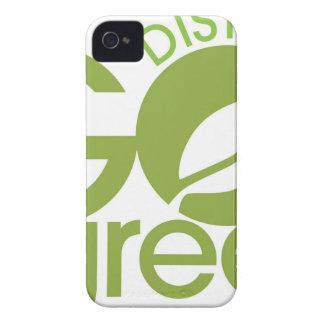 環境にやさしいことをしよう Case-Mate iPhone 4 ケース