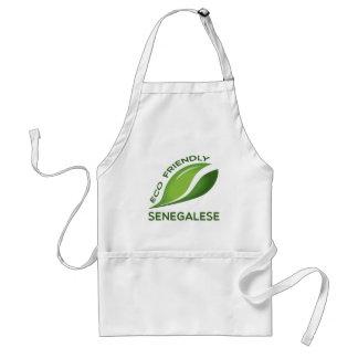 環境にやさしいセネガル スタンダードエプロン