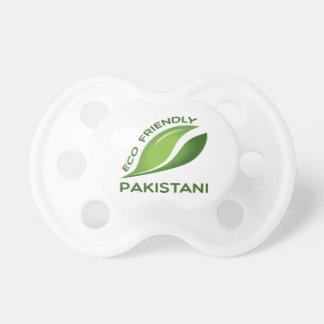 環境にやさしいパキスタン人 おしゃぶり