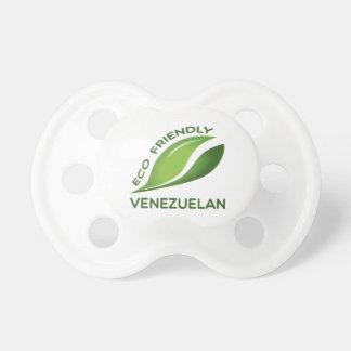 環境にやさしいベネズエラ人 おしゃぶり