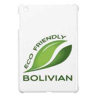 環境にやさしいボリビア人 iPad MINI カバー