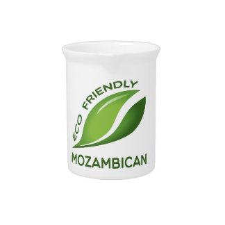環境にやさしいモザンビーク ピッチャー
