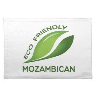 環境にやさしいモザンビーク ランチョンマット