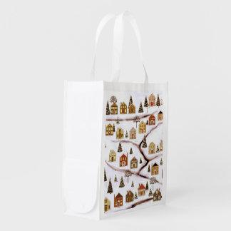 環境に優しいクリスマス エコバッグ