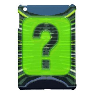 環境の地球温暖化にNVN249質問します iPad MINI カバー