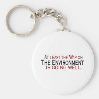 環境の戦争 キーホルダー