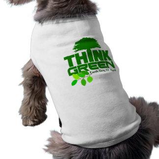 環境を考えるペット衣類 ペット服