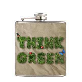 環境を考える フラスク