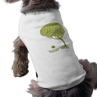 環境を考える ペット服