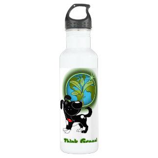 環境を考える! -影 ウォーターボトル