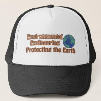 環境エンジニア キャップ