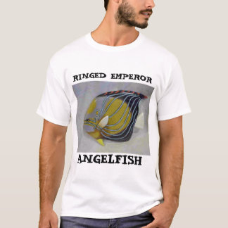環状皇帝のANGELFISH Tシャツ