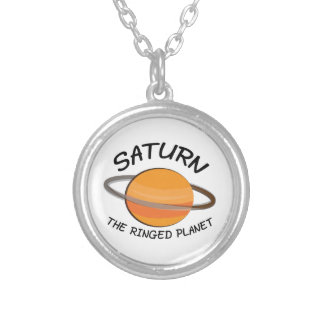 環状|惑星 パーソナライズネックレス