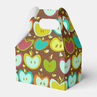 甘いりんごパターン フェイバーボックス