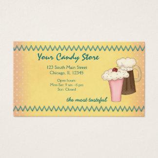 甘いキャンデー 名刺