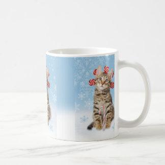 甘いクリスマスのマグ コーヒーマグカップ