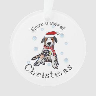 甘いクリスマスを持って下さい オーナメント