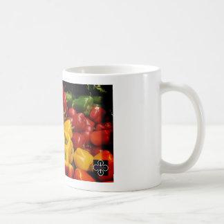 甘いコショウのマグ コーヒーマグカップ