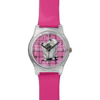 甘いチェスターのポメラニア犬の腕時計 腕時計