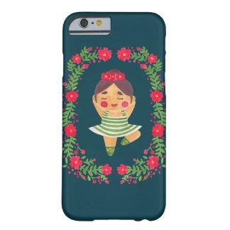 甘いバレリーナ BARELY THERE iPhone 6 ケース