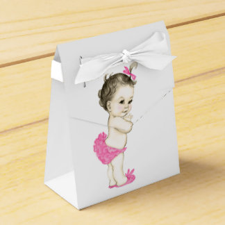 甘いピンクの女の赤ちゃんのシャワー