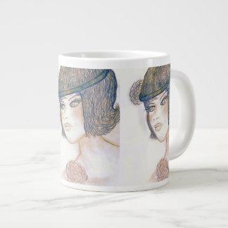 甘いフラッパーII ジャンボコーヒーマグカップ