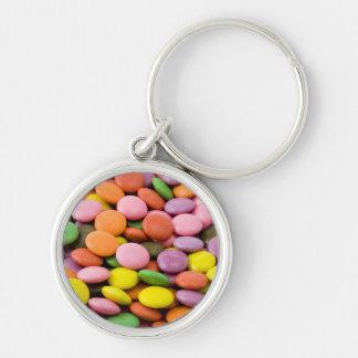 甘いボンボン菓子のキーホルダー キーホルダー