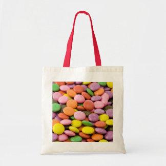 甘いボンボン菓子のバッグ-スタイルを選んで下さい トートバッグ