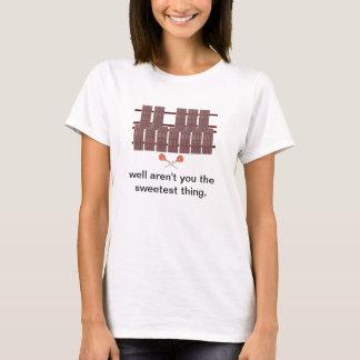 甘いマリンバ Tシャツ