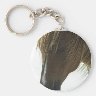 甘いムスタングの馬Keychain キーホルダー