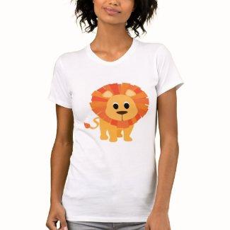 甘いライオン Tシャツ