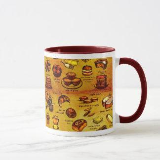 甘い事のマグ マグカップ