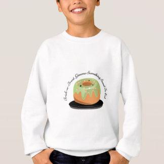 甘い何か スウェットシャツ