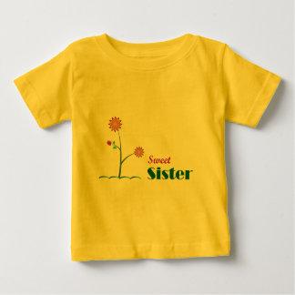 甘い姉妹 ベビーTシャツ