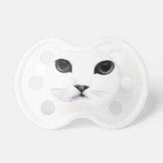 甘い子猫猫の顔 おしゃぶり