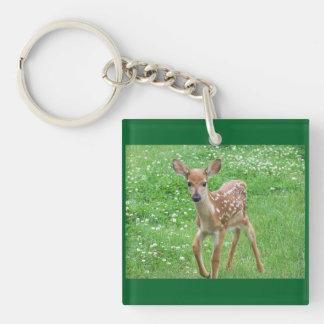 甘い子鹿 キーホルダー