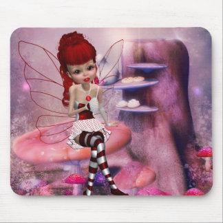 甘い愛妖精のマウスパッド マウスパッド